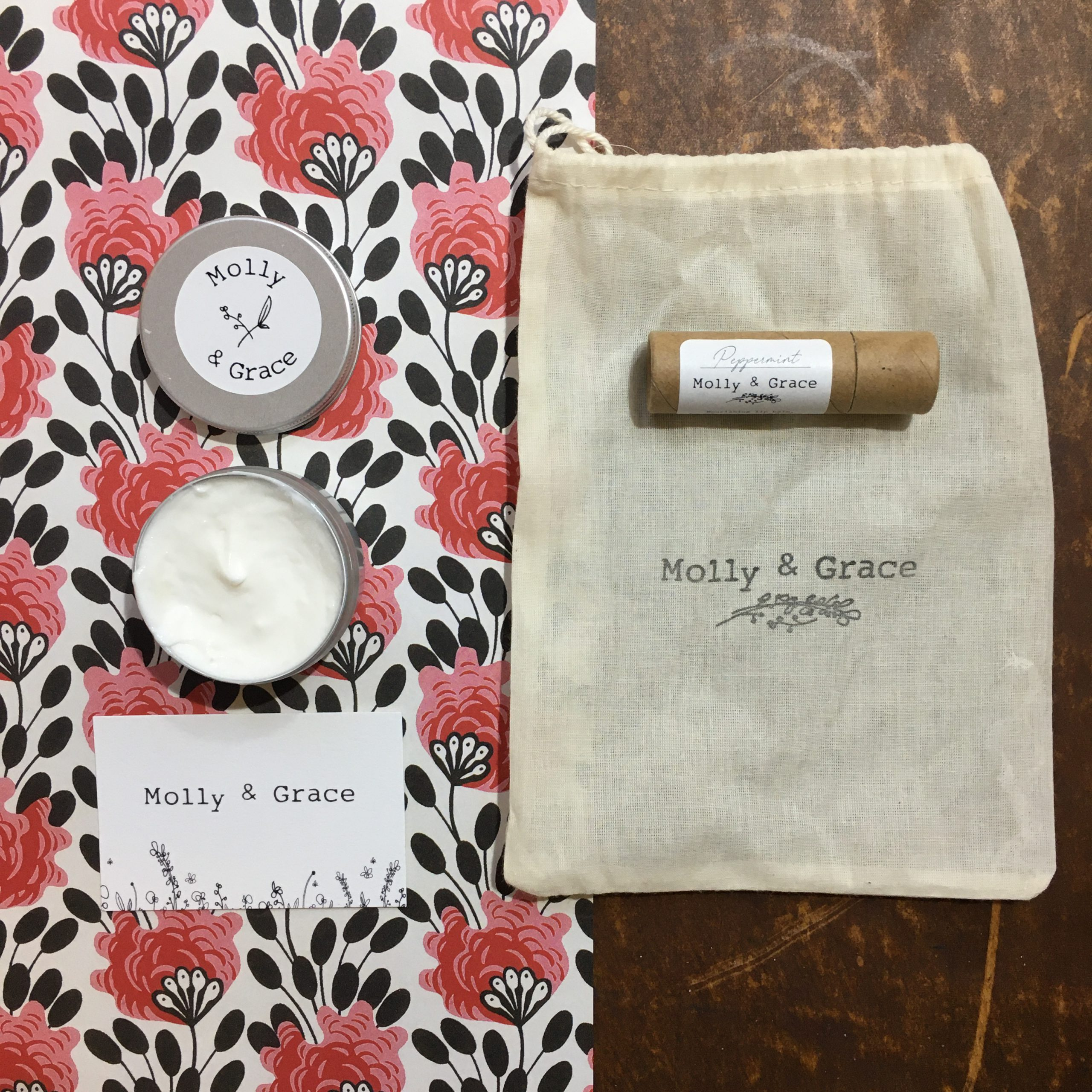 molly and grace products